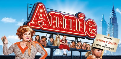 Annie The Musical